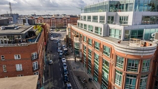 Deal for €180m OPW-occupied office block goes through despite Covid-19 jitters