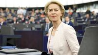EU's Von der Leyen: Fighting coronavirus should not erode democratic rights