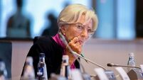 ECB head Lagarde calls for Europe to do more to rescue their economies from the Covid-19 storm