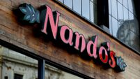 Nando's reopens six UK restaurants for delivery