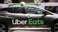 Uber Eats turns to delivering groceries to offset takeaways slump
