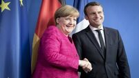 Merkel-Macron accord over €500bn reboot means 'fewer Irish people will lose their jobs' during Covid-19 crisis