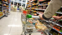 Grocery spending rises by almost a third since start of pandemic