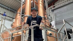 Golden Rum wins gong for Blacks Brewery and Distillery of Kinsale at the World Rum Awards