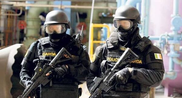 A large amount of personnel was deployed at a recent incident in Letterkenny, Co Donegal, including the Garda Armed Response Unit.