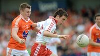 Tyrone ease home in Ulster cracker