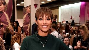 Frankie Bridge shares life's pain and fortunes in new book