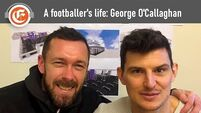 A Footballer's Life with George O'Callaghan:  'Everyone has an opinion on me from 15 years ago'