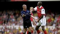 Boxer Keane would have taken Vieira, says Silvestre