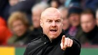 Safety first in completing Premier League campaign for Sean Dyche