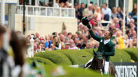Dublin Horse Show the priority as show jumpers reassess season