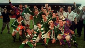 When Ireland's sweetest sixteens took the European Championship