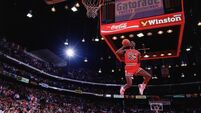 Demanding NBA legend Michael Jordan continues to walk on air
