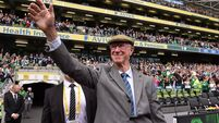 President leads tributes to 'Big Jack' on his 85th birthday