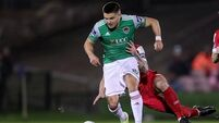 Cork City's Daire O'Connor and the new meaning of playing at home