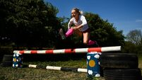 Olympic postponement brings hope for Carlow hurdler Molly Scott