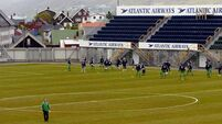 Naturally self-isolating Faroes leading the way in football return