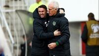 'The kind of person I'd like to be': Robbie Keane pays tribute to Mick McCarthy