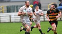 Former Munster lock Hayes and Cairns named AIL top try-scorers