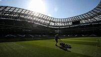 Celebrations on hold as Aviva looks ahead to a new normal