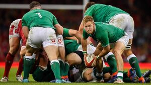 Kieran Marmion was left speechless by call that ended World Cup dream