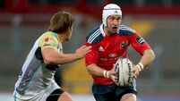 Murphy: Springbok spice may be Munster's missing ingredient