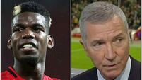 Paul Pogba: I didn't even know who Graeme Souness was