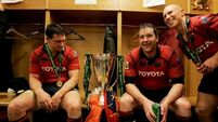 Greatest Munster team of the professional era picked in fans' vote
