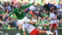 Conor Hourihane keen to impress Stephen Kenny