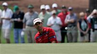 Misses and Major disappointment: The Irish top-10s at Augusta