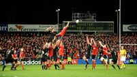 Trio of All Blacks legends want Thomond Park back in touring mix