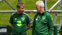 Larry Ryan: In a new world, it won't be too strange if Ireland keep the ball