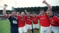 Classic cup semi when Red Army bested Chicago Bulls of rugby