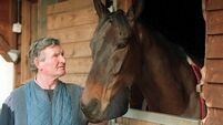 Death of Gold Cup-winning trainer Peter Beaumont, aged 85