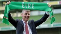 Brendan O'Brien: A low-key coronation but Stephen Kenny has plans to excite