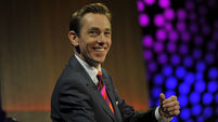 Ryan Tubridy thanks people for 'good wishes' as Late Late line-up announced