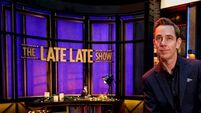 Paul O'Connell, Colm Meaney and Ricky Gervais among guests for Friday's Late Late Show