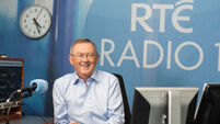 'I've had an absolute ball': RTÉ's Sean O'Rourke announces retirement