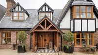Bespoke home with the delightful touch of a craftsman