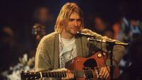 Kurt Cobain's MTV Unplugged guitar expected to fetch $1m