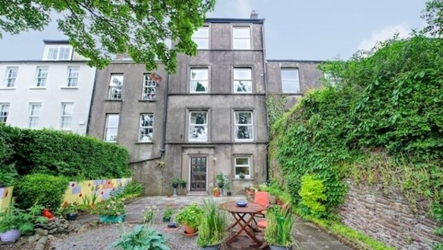 When this elegant 1880s terraced property last featured in the Irish Examiner the asking price was €575,000, now it is trimmed back to €535,000. File picture.