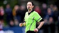 Maggie Farrelly delighted to see more female referees