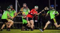 Shane Kingston named Fitzgibbon Hurler of the Year as UCC dominate awards