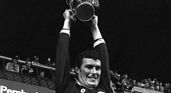Joe Connolly's winning speech after the 1980 All-Ireland SHC final win over Limerick may have grabbed the headlines, but he also excelled during the game.  	Picture: Ray McManus