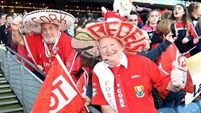 Cork GAA mourn death of superfan 'Jonty' O'Leary