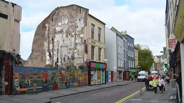 New life promised for Cork's North Main Street as €25m project is first of several planned