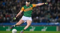 Sean O'Shea reveals reason for not taking penalty against Dublin