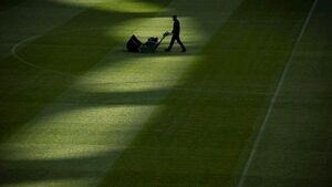 Pitch expert points to challenges of maintaining green green grass of home