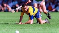 """Loughnane saying 'don't be afraid to look out. This is what your father and your grandfather told you about. This is the Munster Championship'."""