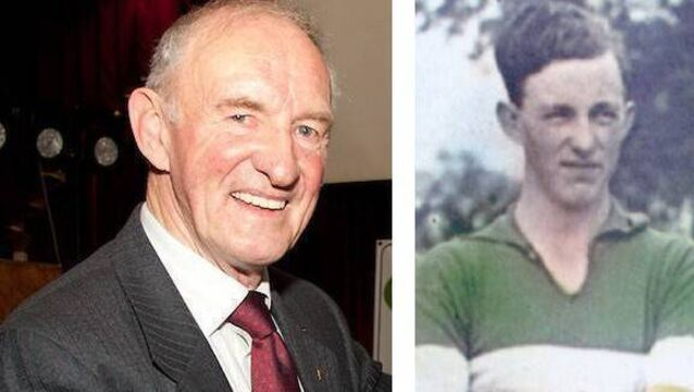 Groundbreaking Offaly hurler Paddy Molloy dies